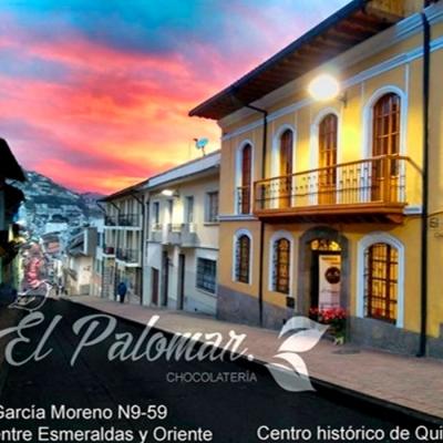 Agencia El Palomar (Centro Histórico)